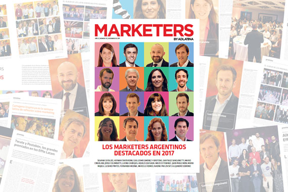 Ya se distribuye Marketers Magazine número 10, en papel y en digital
